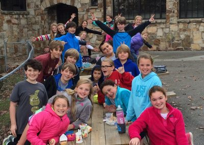 5th grade lunch 2015